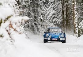 Alpine neige