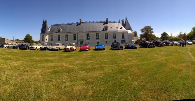 Chateau du bosq